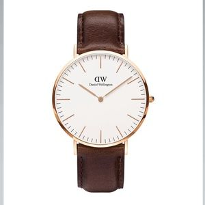 Daniel Wellington Classic Bristol watch 40 mm